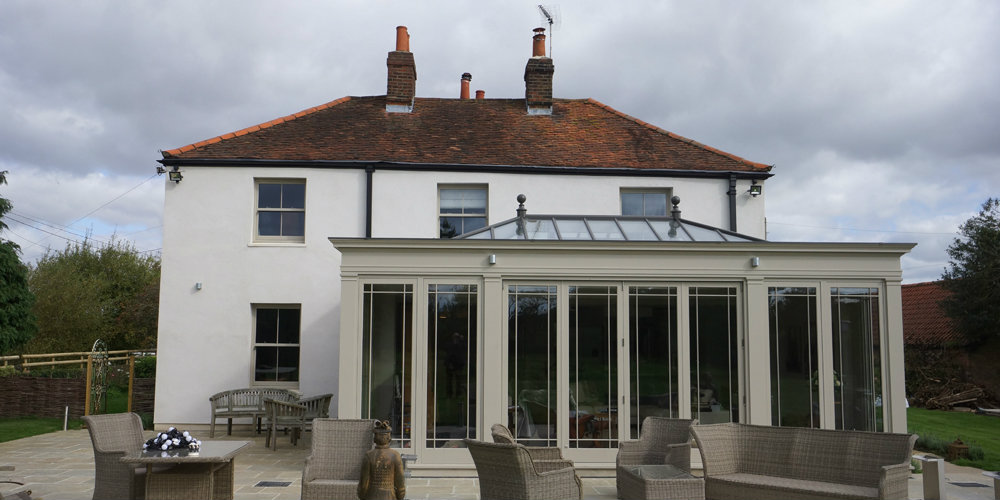 orangery listed building