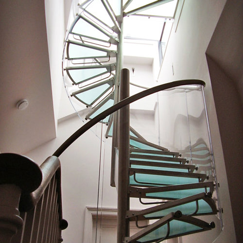 Regency House Spiral Stairs