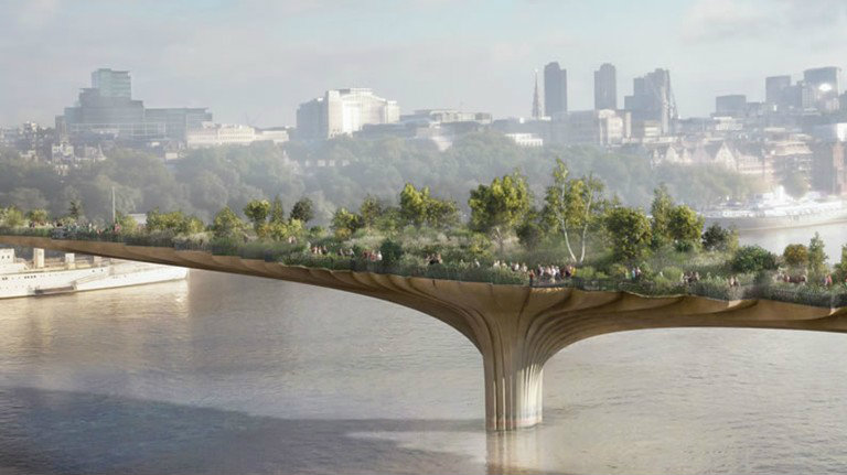 goodbye garden bridge